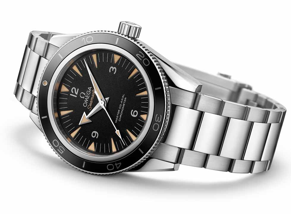 Omega Seamaster 300 Photo credit: www.omegawatches.com