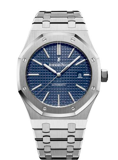 Audemar Piguet's Royal Oak Photo credit: audemarspiguet.com