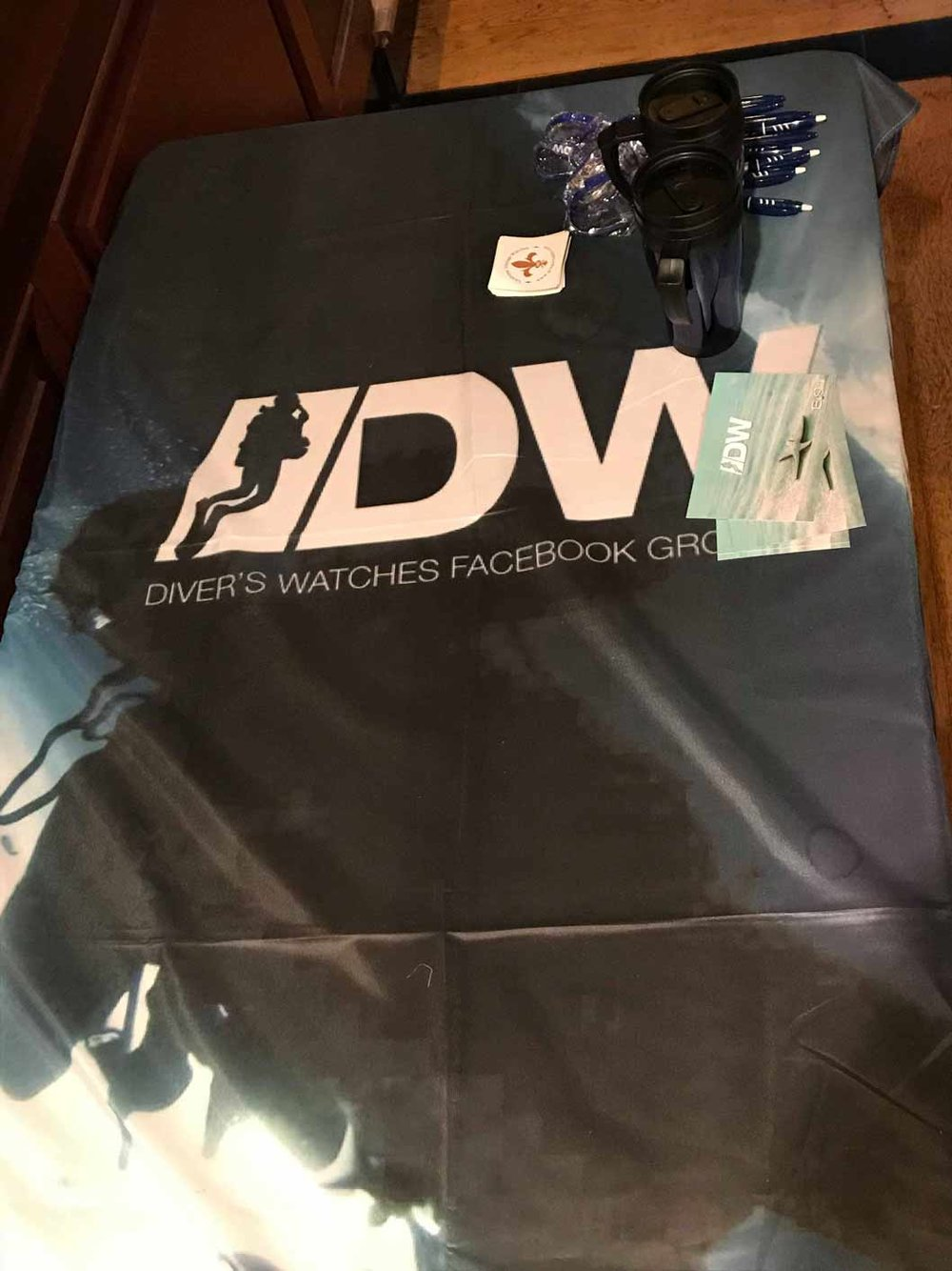 A special thanks to the Divers Watches Facebook Group!