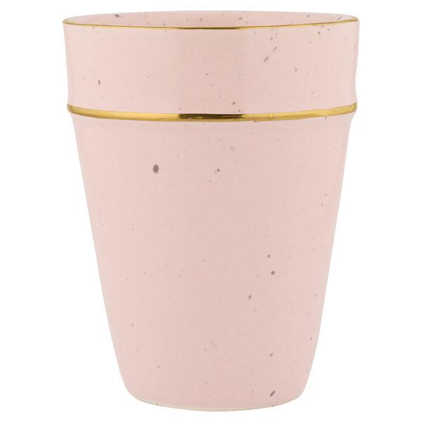 """Keramikbecher """"Pale Pink"""" von GREENGATE"""