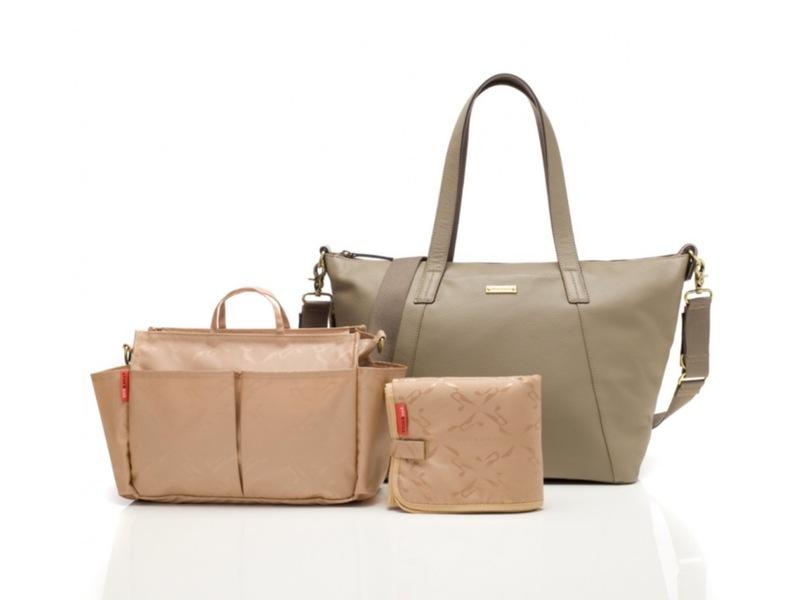 """Wickeltasche & Mini Bag """"Noa"""""""