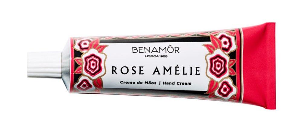 "Handcreme ""Rose Amélie"" von BENAMÔRl"