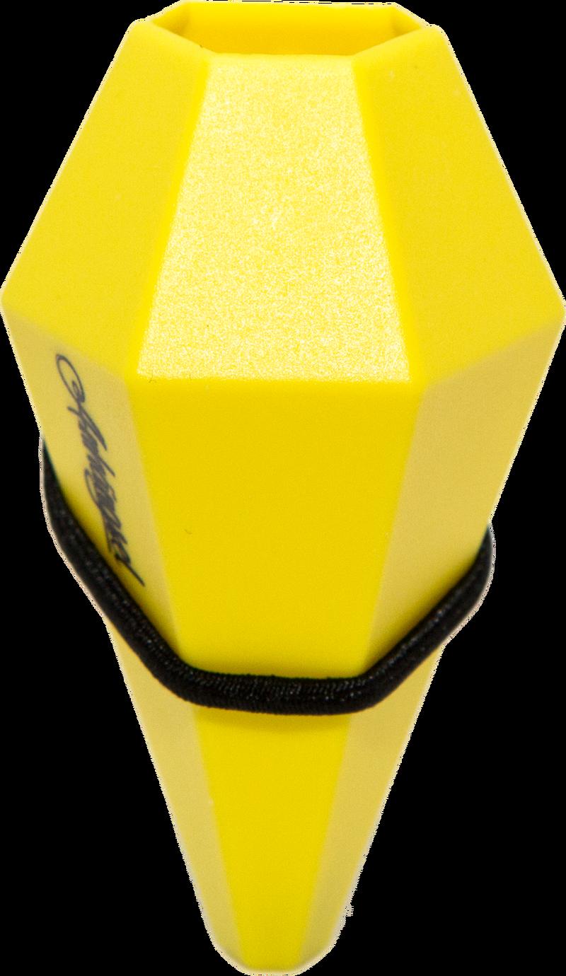 """Mini-Vase """"Lom"""" in gelb von ANHÄNGSEL"""