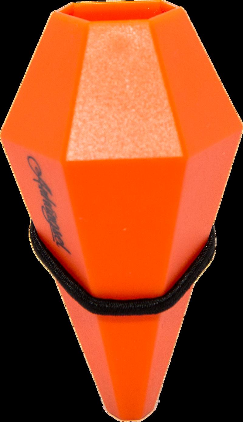 "Mini-Vase ""Lom"" in orange von ANHÄNGSEL"