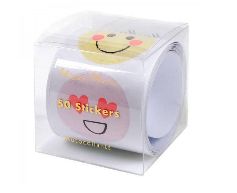 """Stickerrolle """"Emoji"""" von MERI MERI"""
