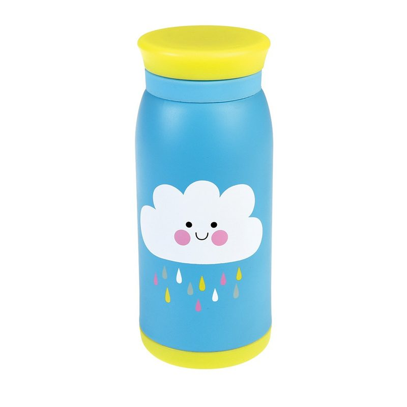 "Thermosflasche ""Happy Cloud"" von REX LONDON"