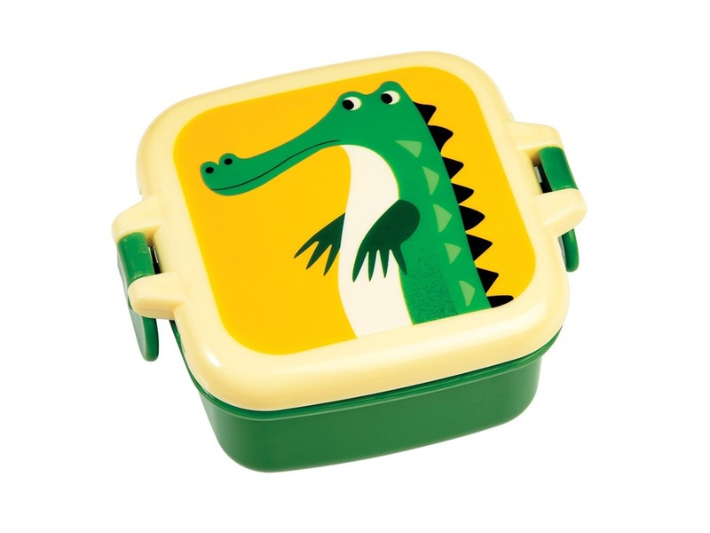 """Kleine Snack-Dose """"Krokodil"""" von REX LONDON"""