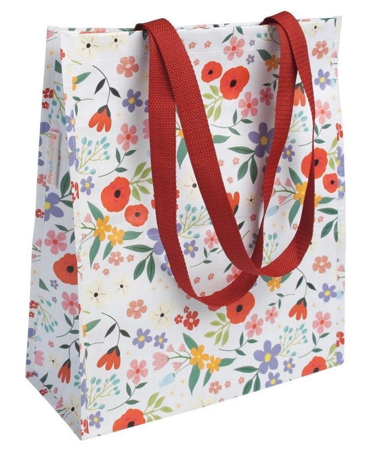 "Shopper ""Summer Meadow"" von REX LONDON"