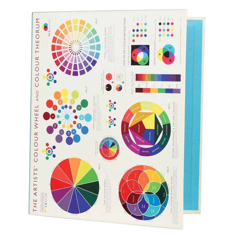 "Ringbuch ""Colour Wheel"" von REX LONDON"