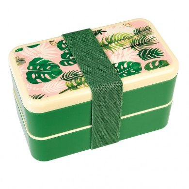 "Große Bento-Box ""Tropical Palm"" von REX LONDON"