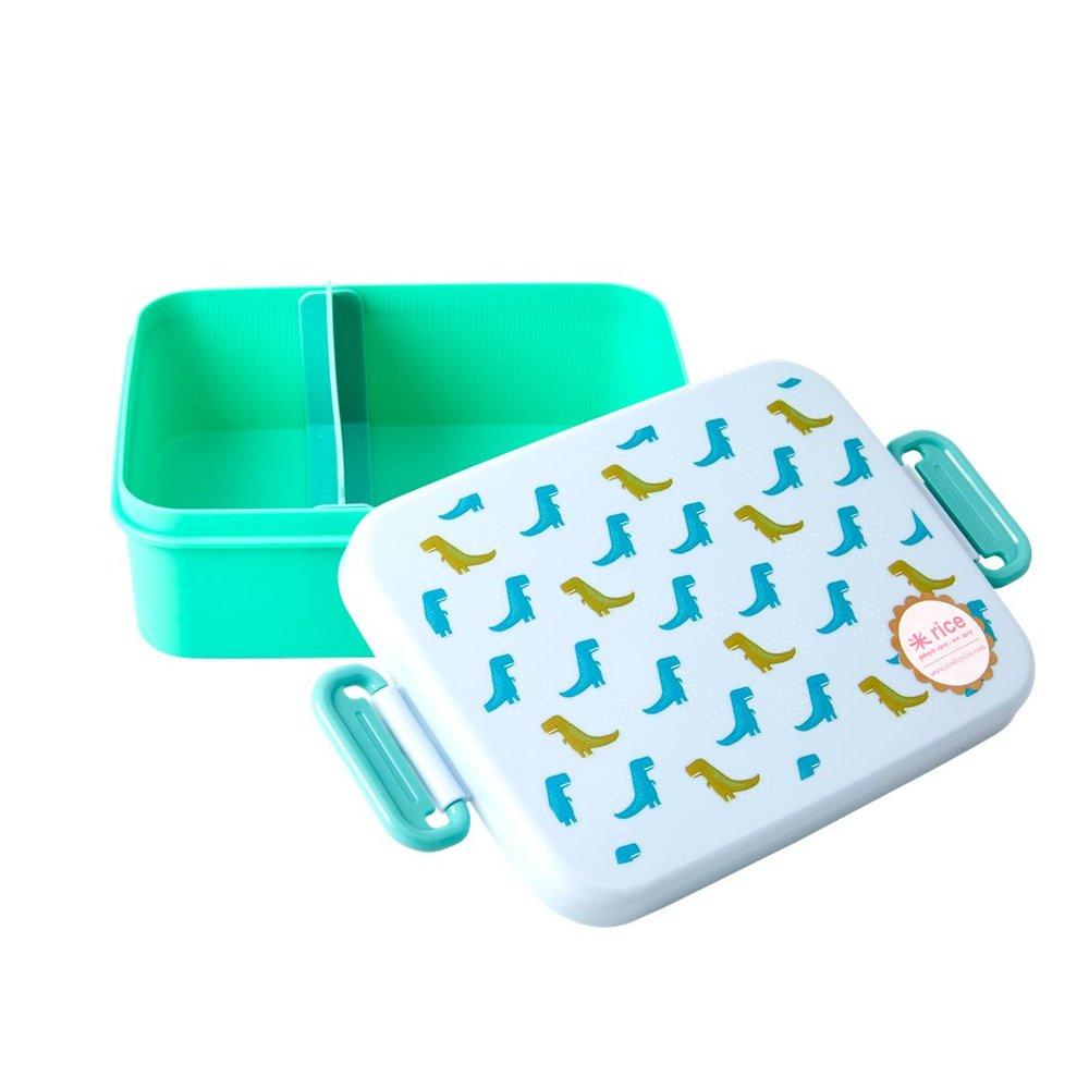 """Große Lunchbox mit Trennsteg """"Dino"""""""