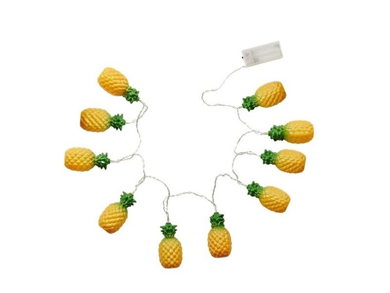 """Lichterkette """"Ananas"""" von RICE"""