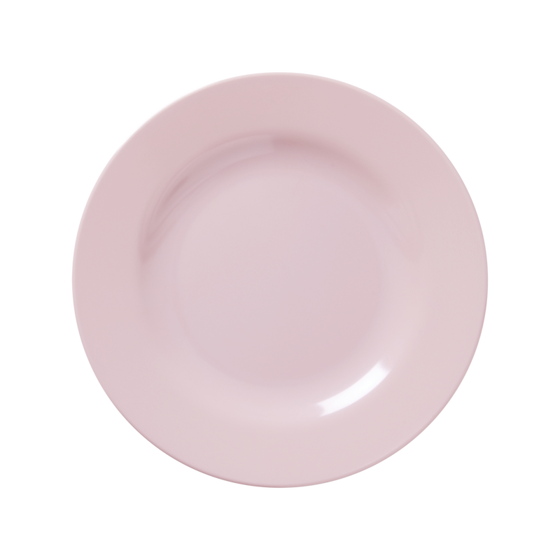 """Melaminteller """"Soft Pink"""" von RICE"""