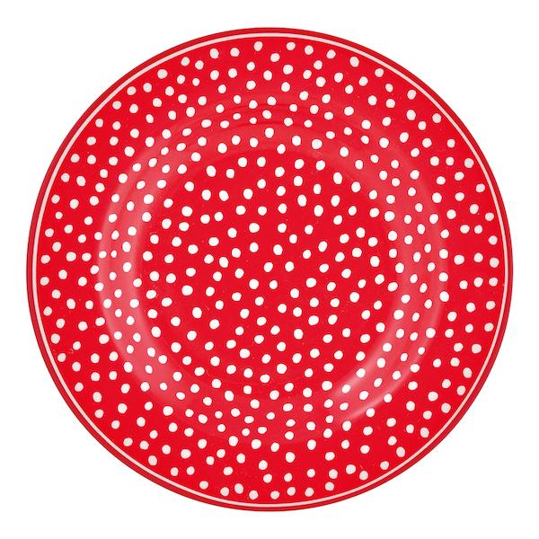 "Dessertteller ""Dot Red"", Ø 15 cm"