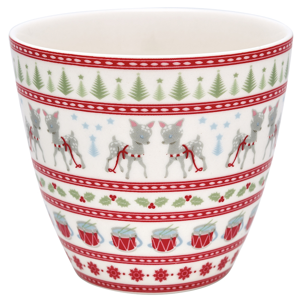 "Latte Cup ""Bambi White"""