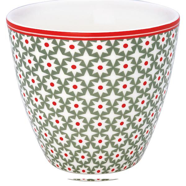 "Latte Cup ""Lara Green"""