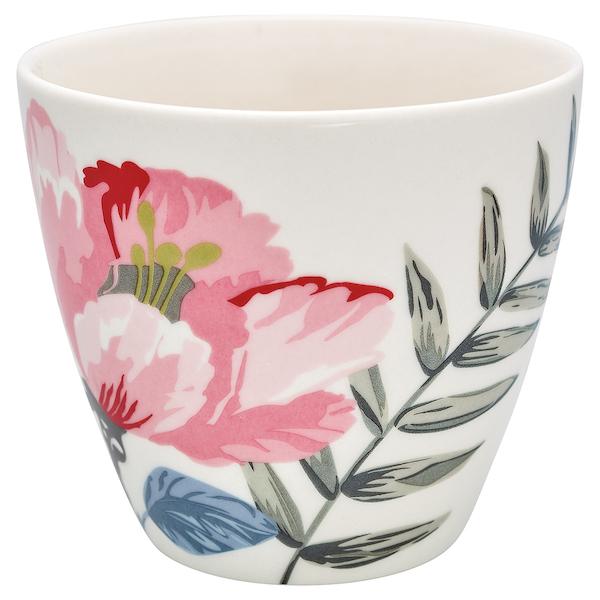 """Latte Cup """"Magnolia White"""""""