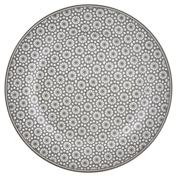 """Porzellanteller """"Kelly Warm Grey"""", ø 20,5cm"""