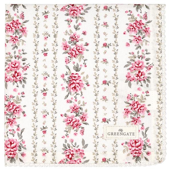 """Stoffserviette """"Flora Vintage"""", 40x40cm"""