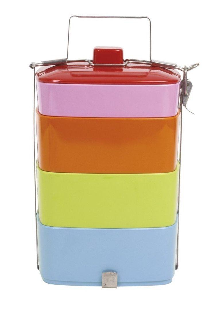 Lunchbox Picknick aus Melamin von RICE