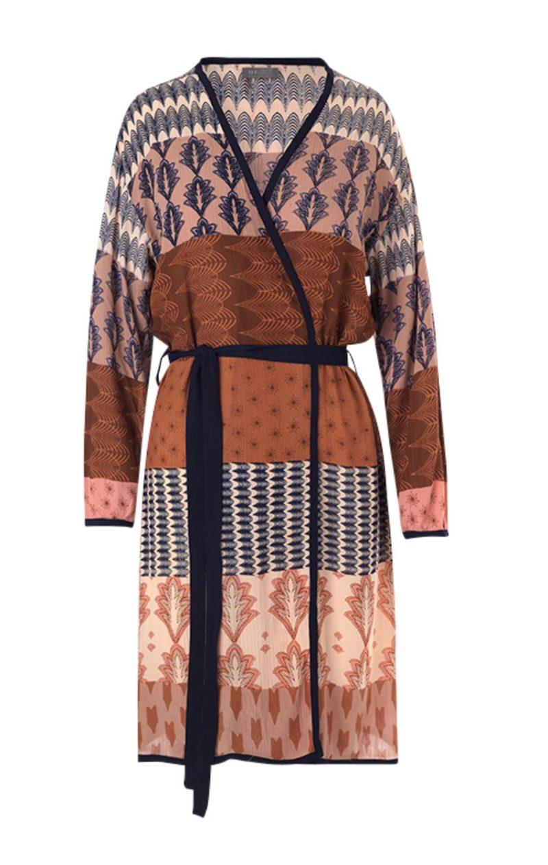 """SALE: Kimono """"Feral Navy"""" von UNMADE COPENHAGEN"""