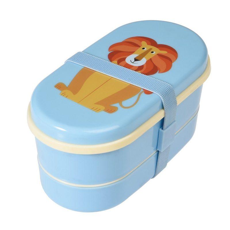"""Bento-Box """"Löwe"""" von REX LONDON"""