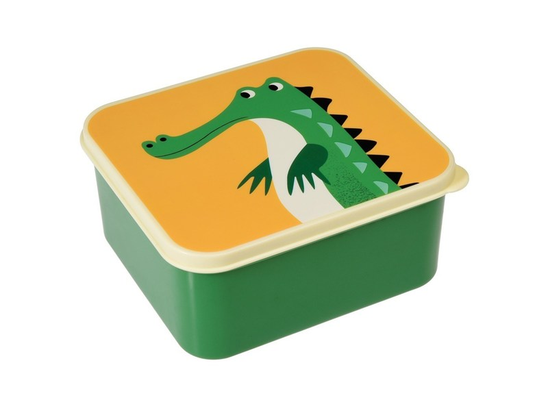 "Lunchbox ""Krokodil"" von REX LONDON"