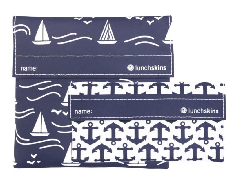 """Sandwichtüten-Set """"Boat"""" von LUNCHSKINS"""