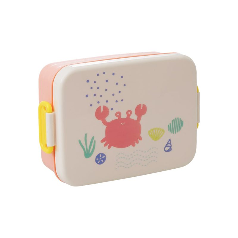 """Große Lunchbox mit Trennsteg """"Ocean Life"""" von RICE"""