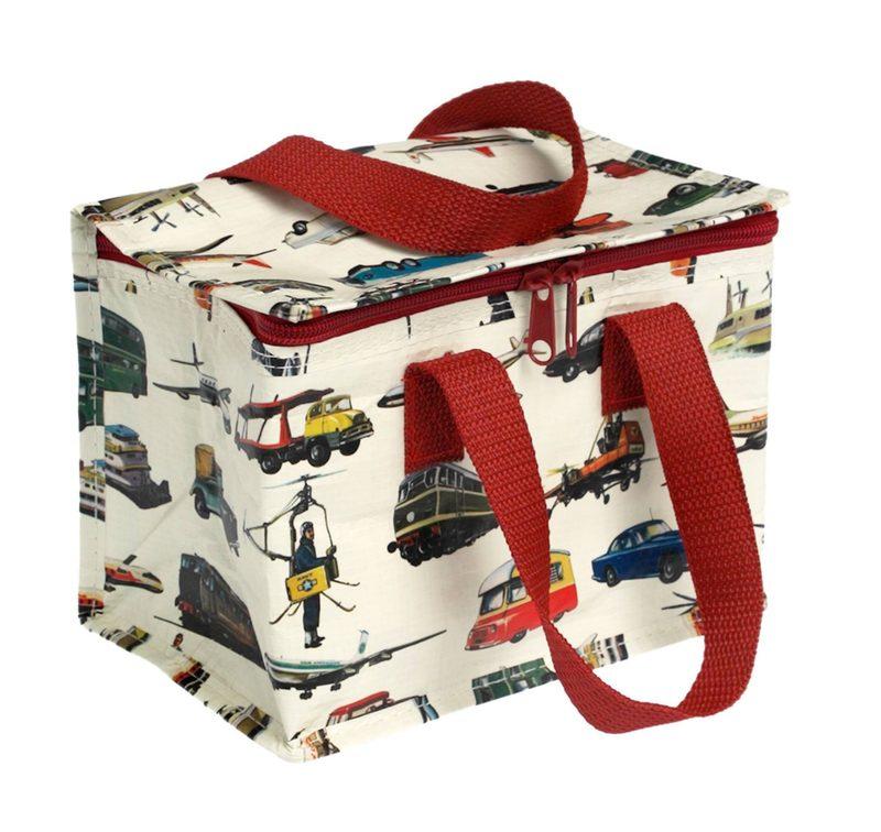 """Kühltasche """"Vintage Transport"""" von REX LONDON"""