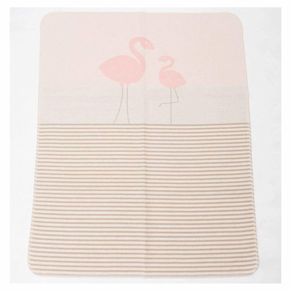 """Juwel Flamingos"", 70x90cm"