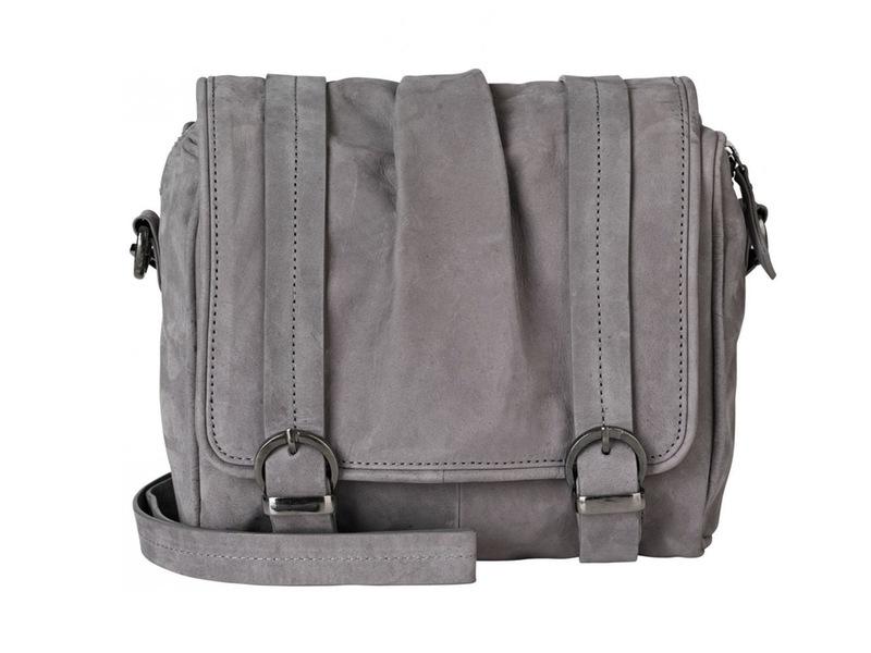 """Handtasche aus Nubukleder """"Seki"""""""