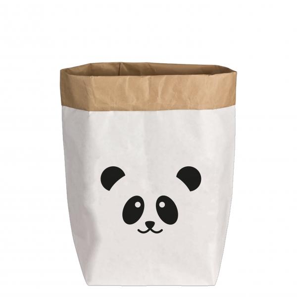 "PaperBag medium ""Panda"", Gr. M"