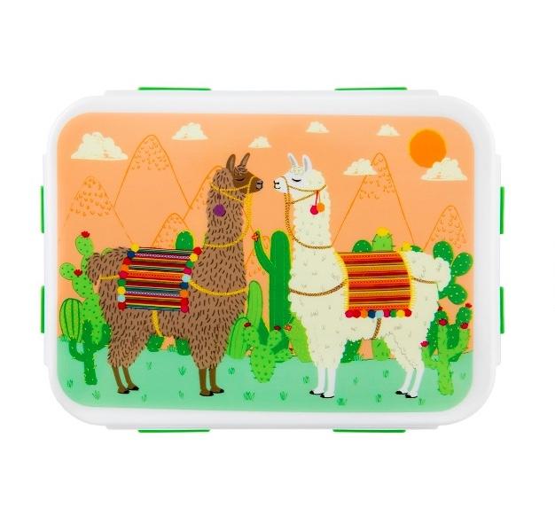"""Lunchbox """"Lima Lama"""" von SASS & BELLE"""