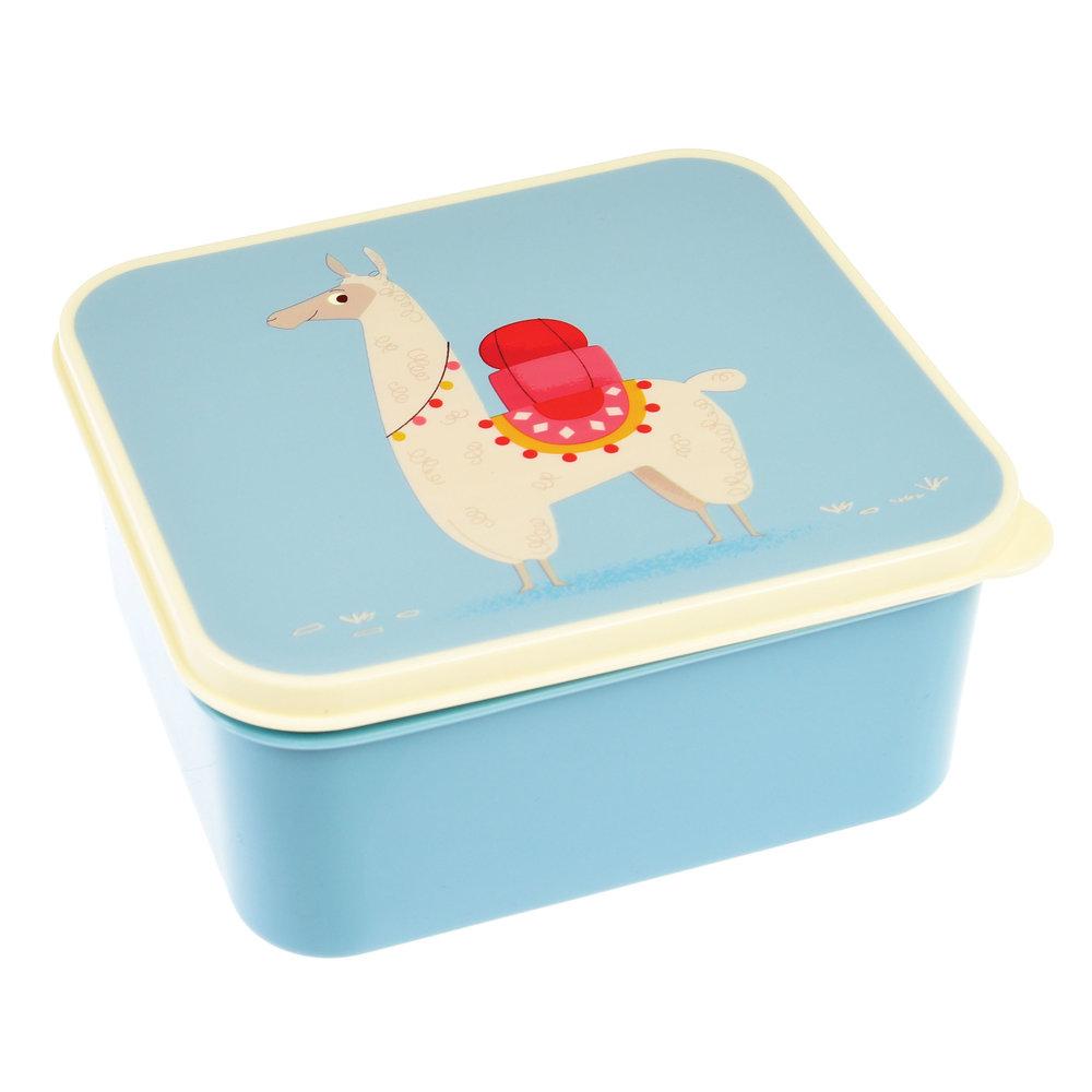 """Lunchbox """" Lama"""" von REX LONDON"""