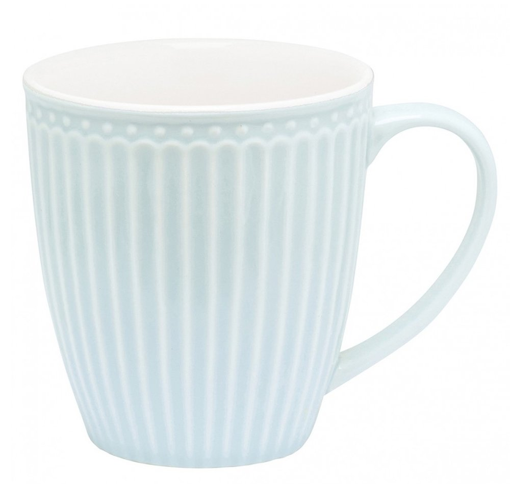 "Becher mit Henkel ""Alice Pale Blue"""