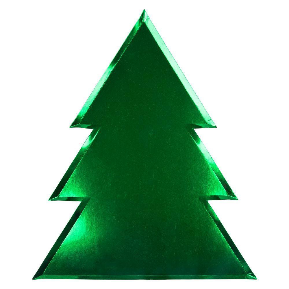 """Pappteller Tannenbaum """"Christmas Tree"""" von MERI MERI"""