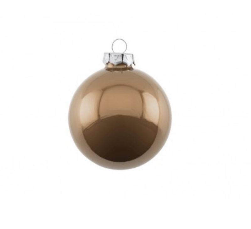 "Weihnachtskugel-Set ""Opal"" von GIFT COMPANY, 9er Set"