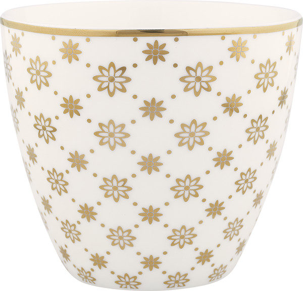 "Latte Cup ""Laurie Gold"" von GREENGATE"