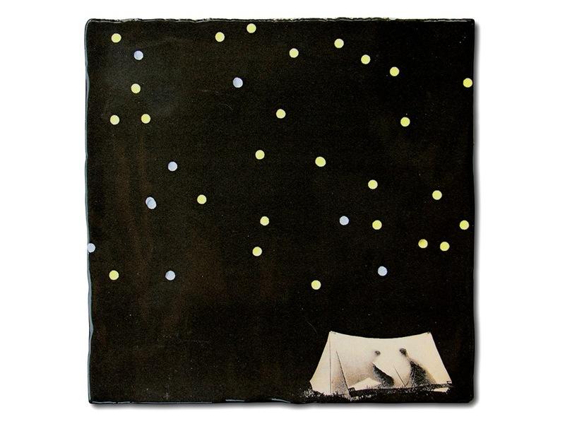 """Kachelbild """"Under the Stars"""""""