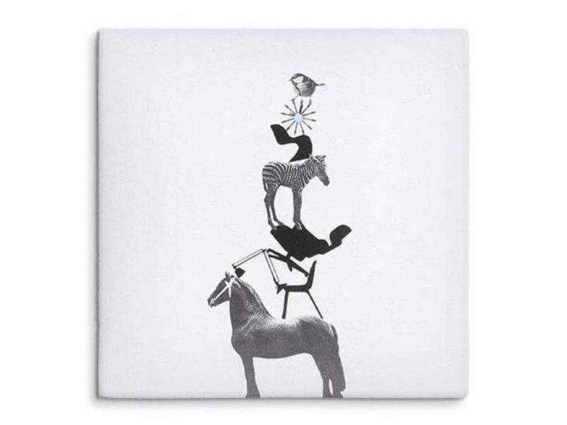 "Kachelbild ""Design Circus"""