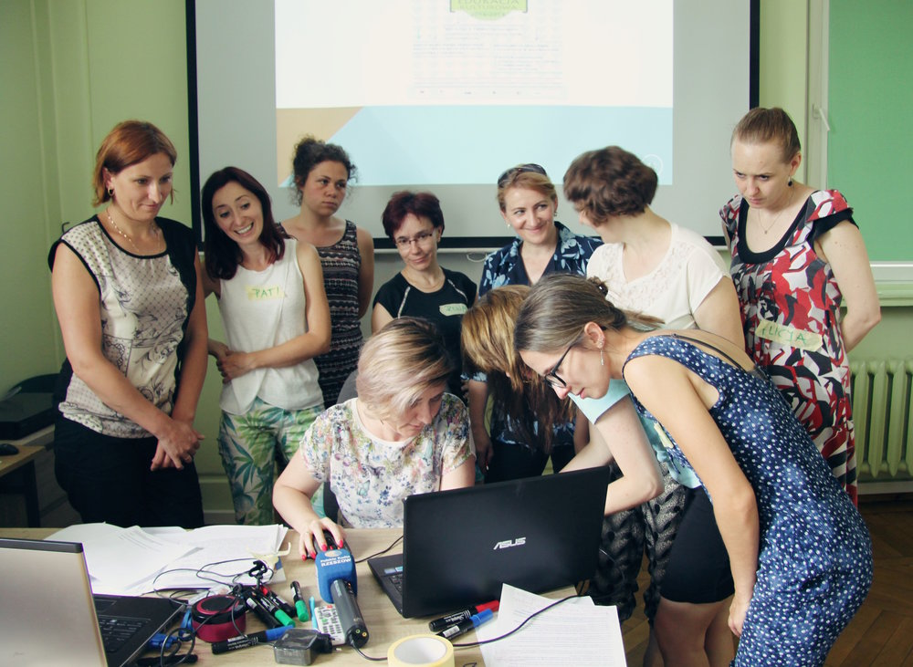 """Warsztat """"Jak efektywnie współpracować z mediami?"""", prowadząca: Bernadeta Szczypta, Stalowa Wola, 28 czerwca"""