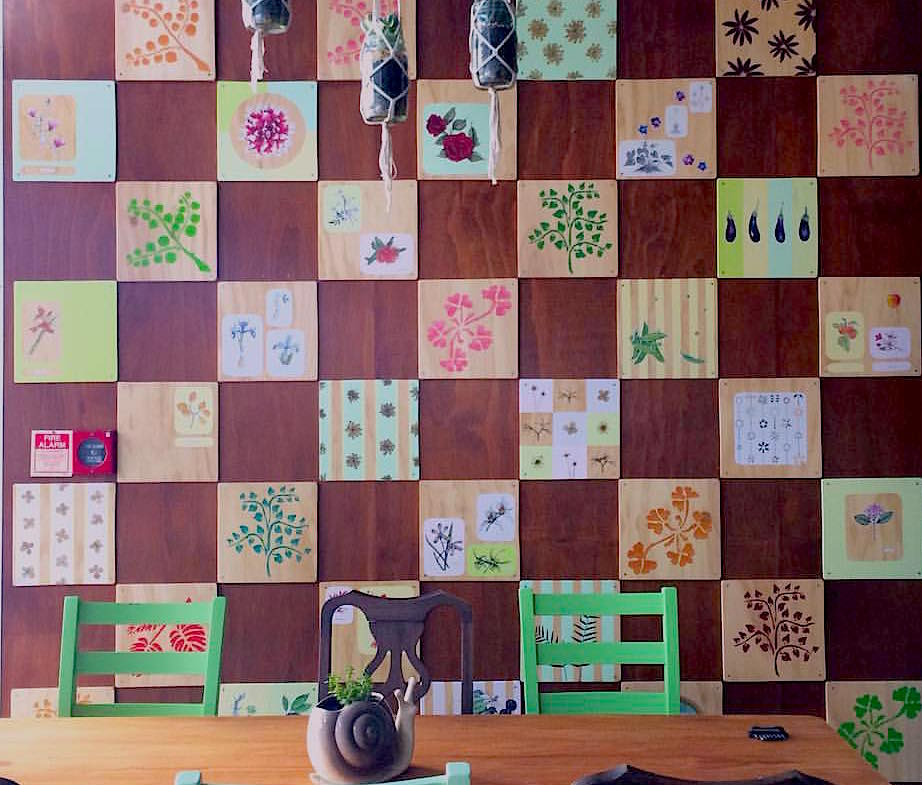Pull Up The Quilt: Rabbit Cafe's interior helps cocoon you away from the worries of the world.