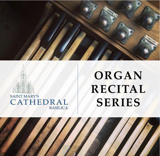 St. Mary's Organ Recital Series