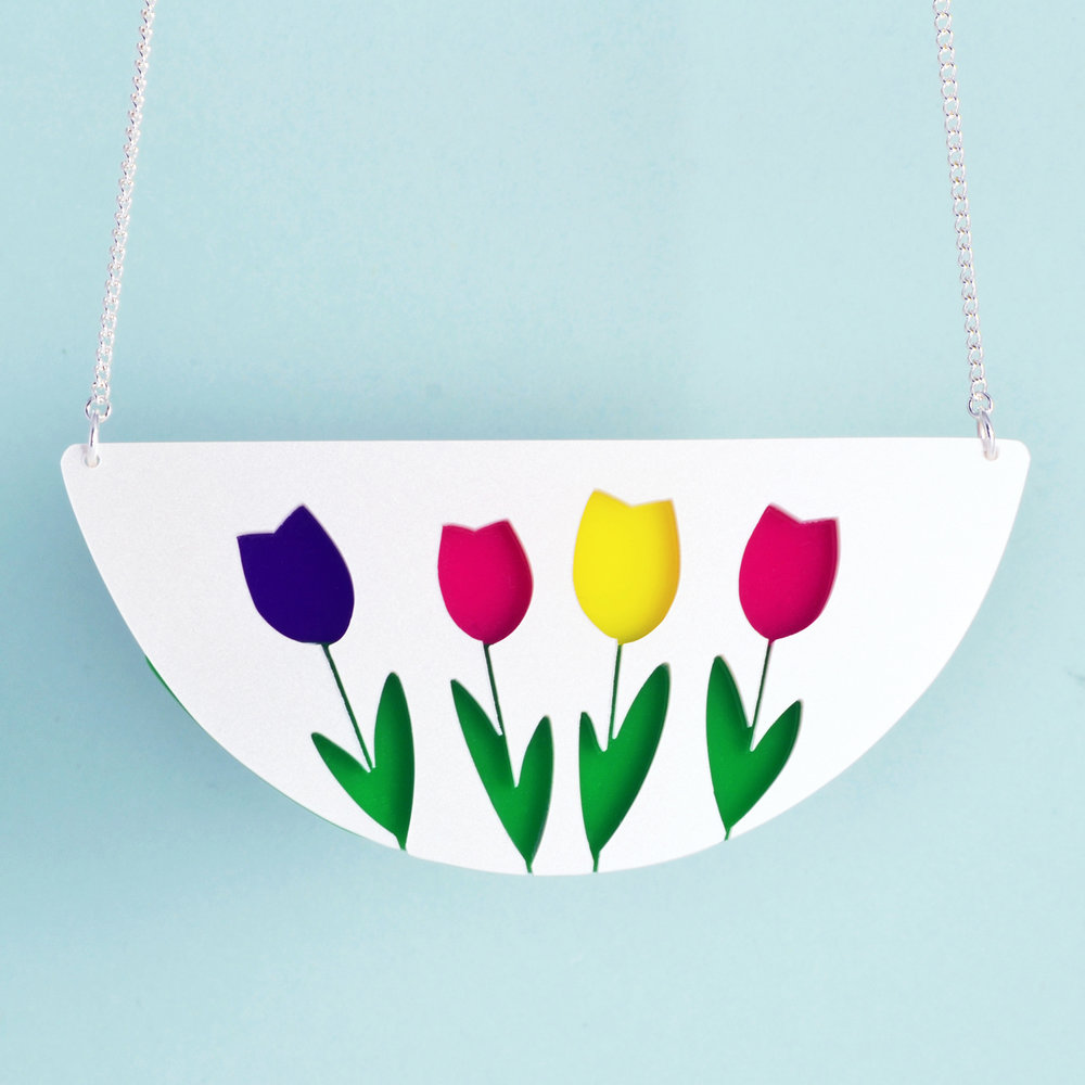 i am acrylic Tulip Necklace.jpg