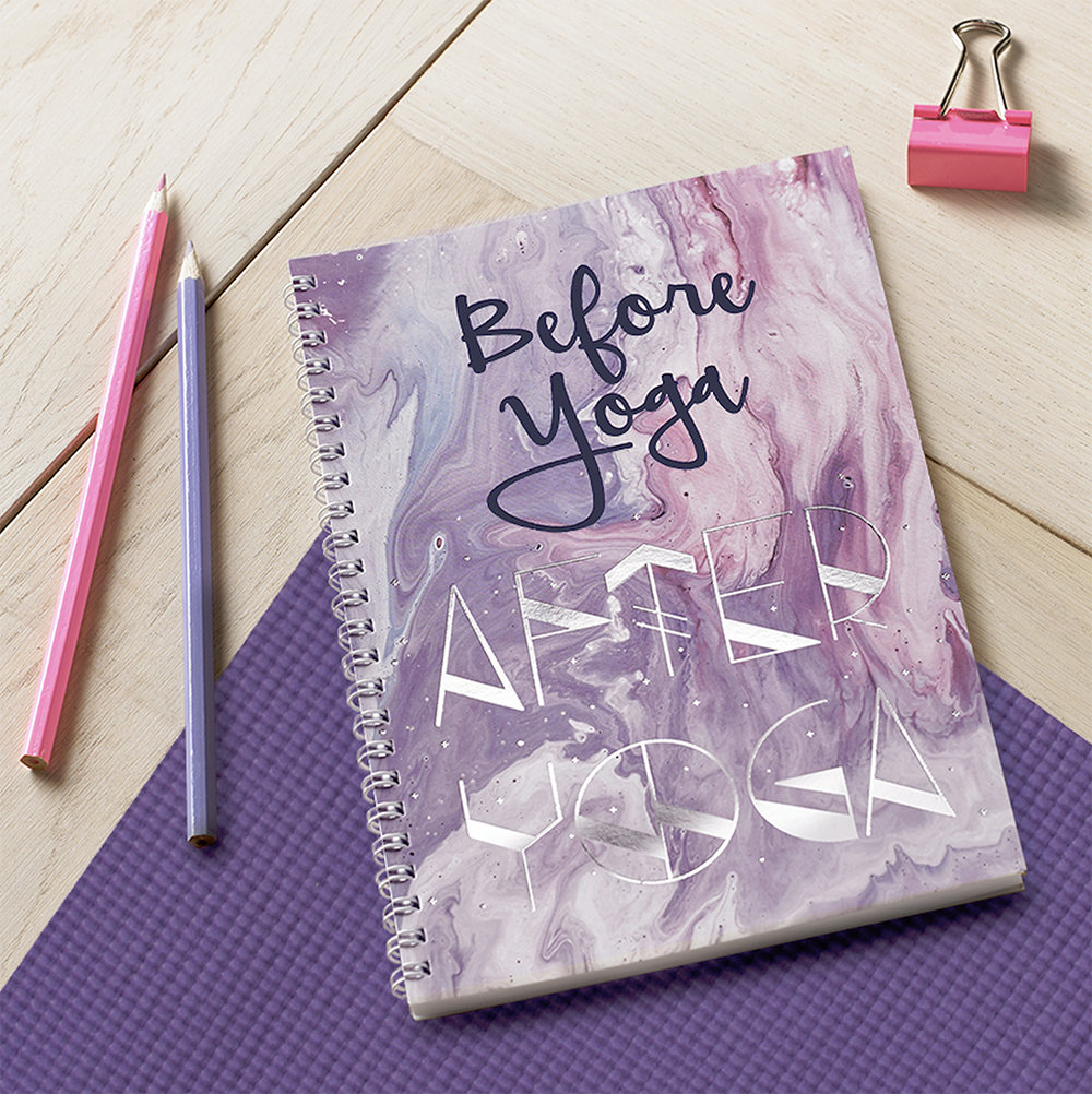 Before Yoga After Yoga Metallic Notebook.jpg