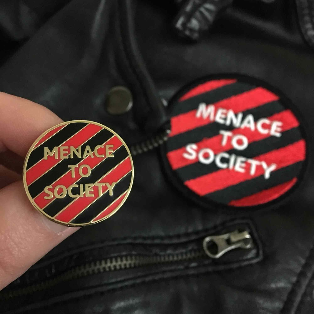 Menace-to-Society-lapel-pin-and-iron-on-patch-set-Cobalt-Hill.jpg