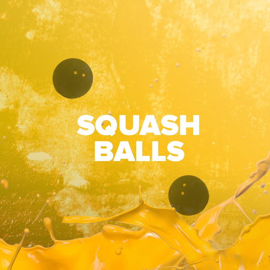 Squash Balls