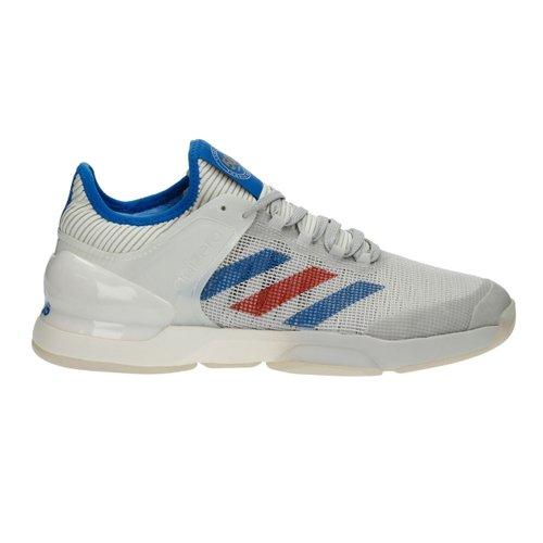 Men s) Adidas Adizero Ubersonic 50 YRS LTD - Off White — String Sports b288ac81250