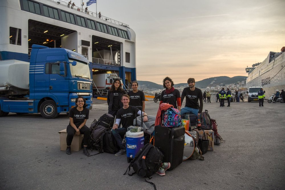 March 2016: Due to major changes in Lesvos our team travelled to different parts of Greece, Turkey and Lebanon to make assessment of where our services would be most needed.